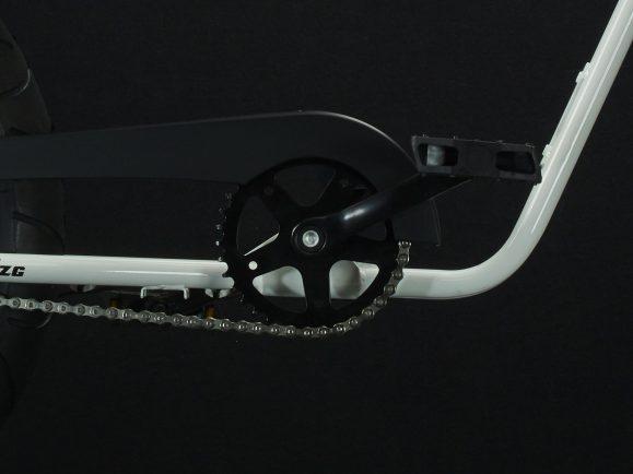 Super 73 White