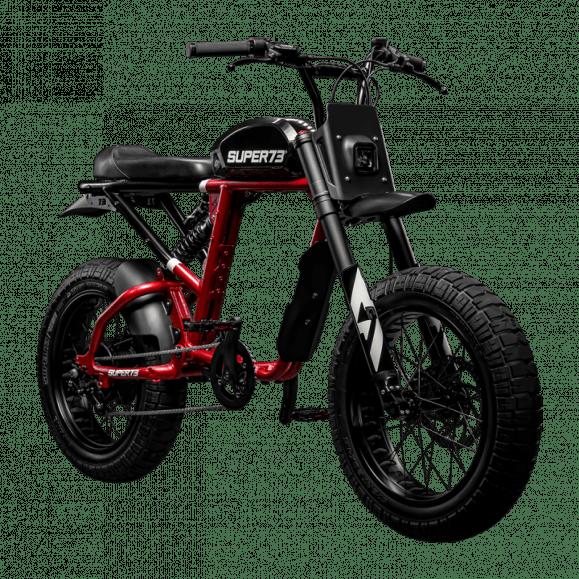Super73 RX Carmine Red