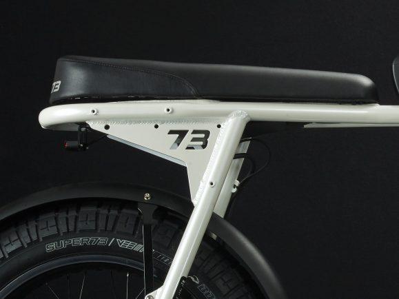 Super 73 S2 Apollo White