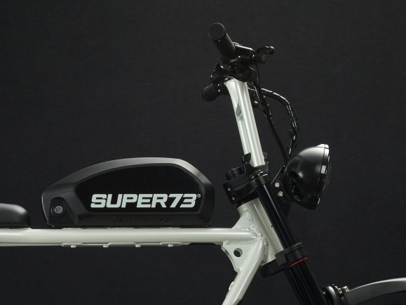 Super 73 S2 Apollo White