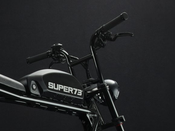 Super 73 Galaxy Black