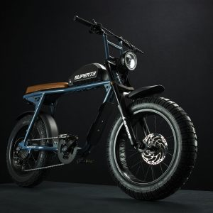 Super 73 Hundson Blue
