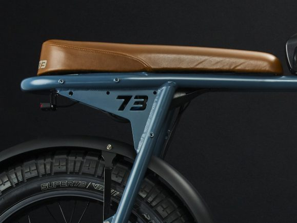 Super 73 Hundson Blue