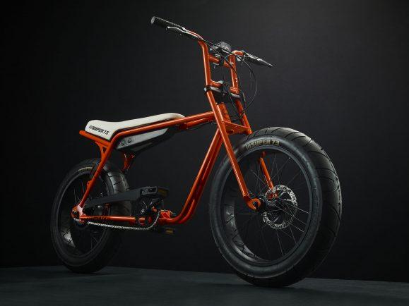 Super 73 Astro Orange