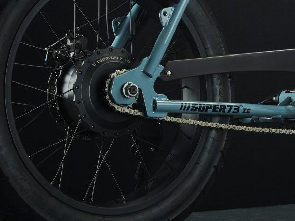 Super 73 ZG Steel Blue