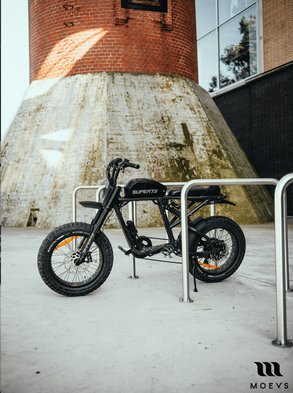 RX olive drab SUPER73 e-bike