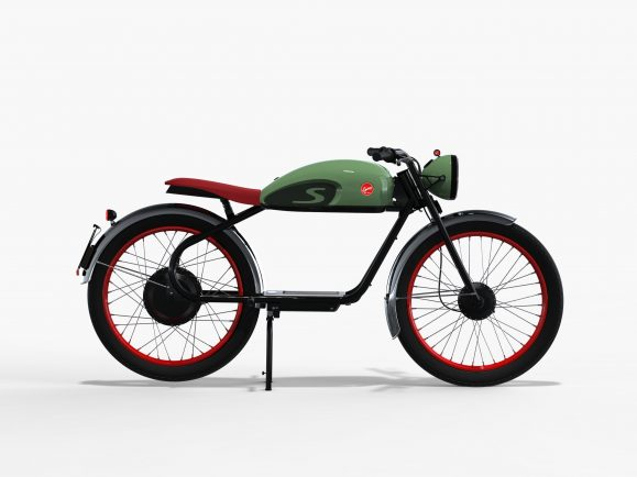Pioneer S Exclusive - Green