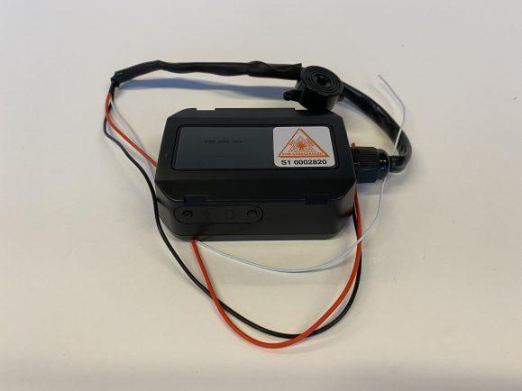 Birò ScootSecure GPS-systeem