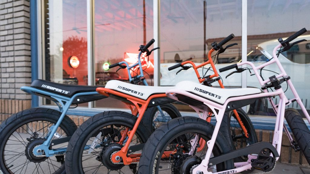 fietsen SUPER73 ( verzekering )