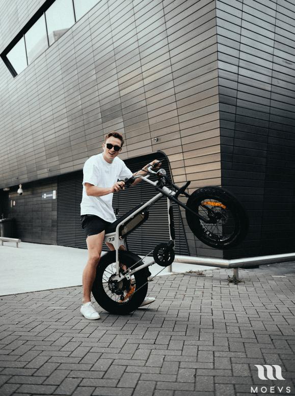 SUPER73 moon rock e-bike
