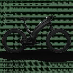 Reevo e-bike black