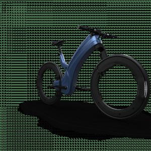 Reevo satin blue e-bike